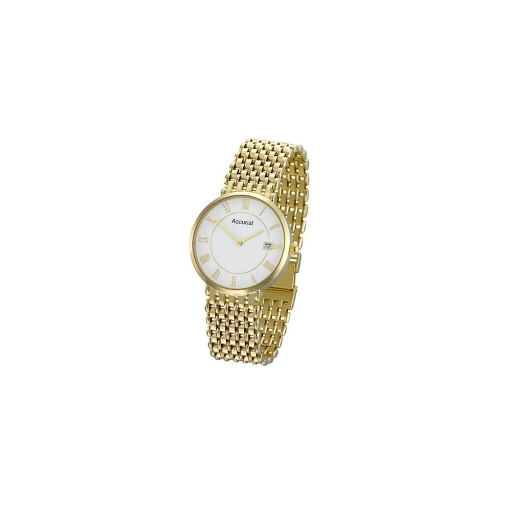accurist 9ct gold bracelet watches from finnies