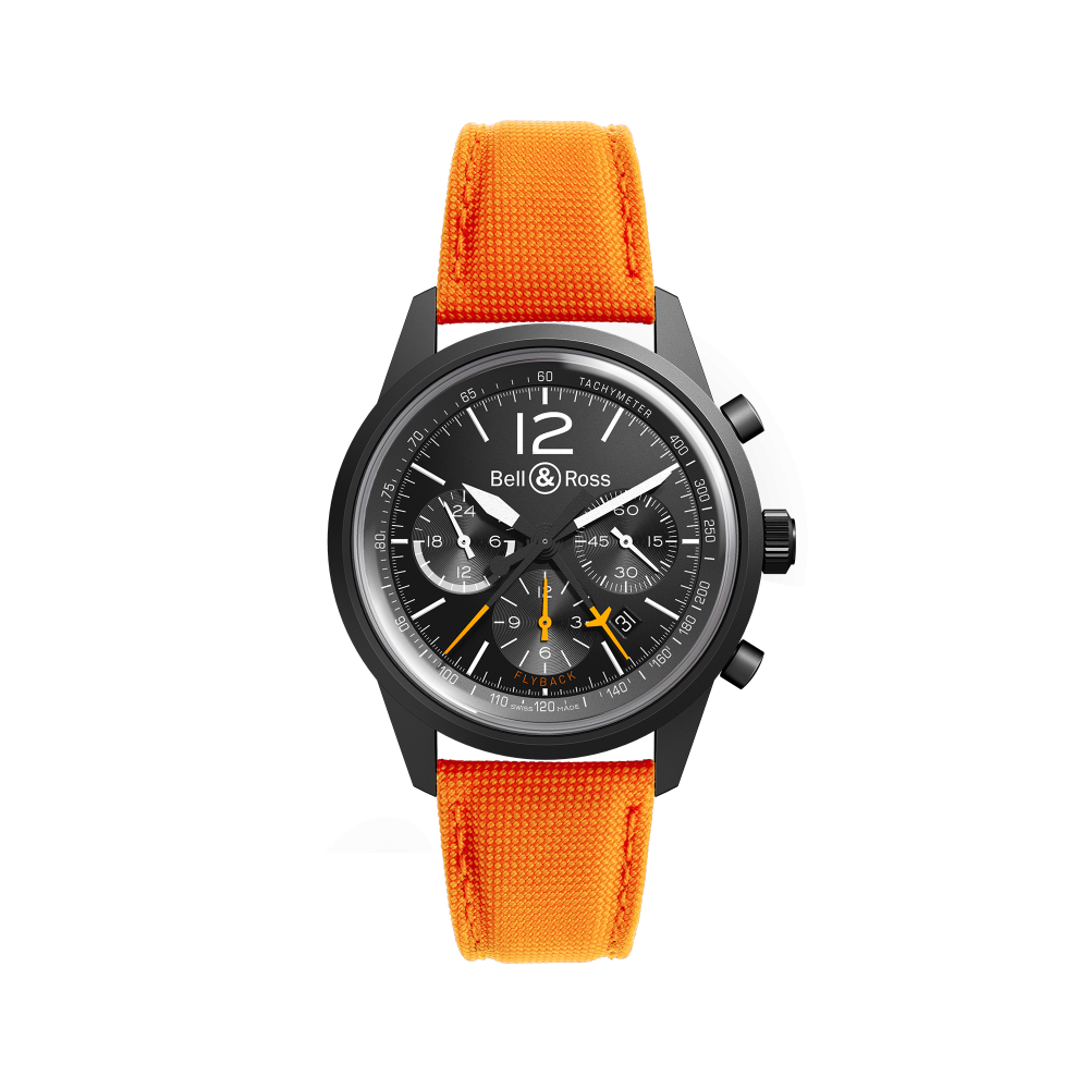 Bell & Ross Vintage BR126 Flyback Chronograph Limited ...