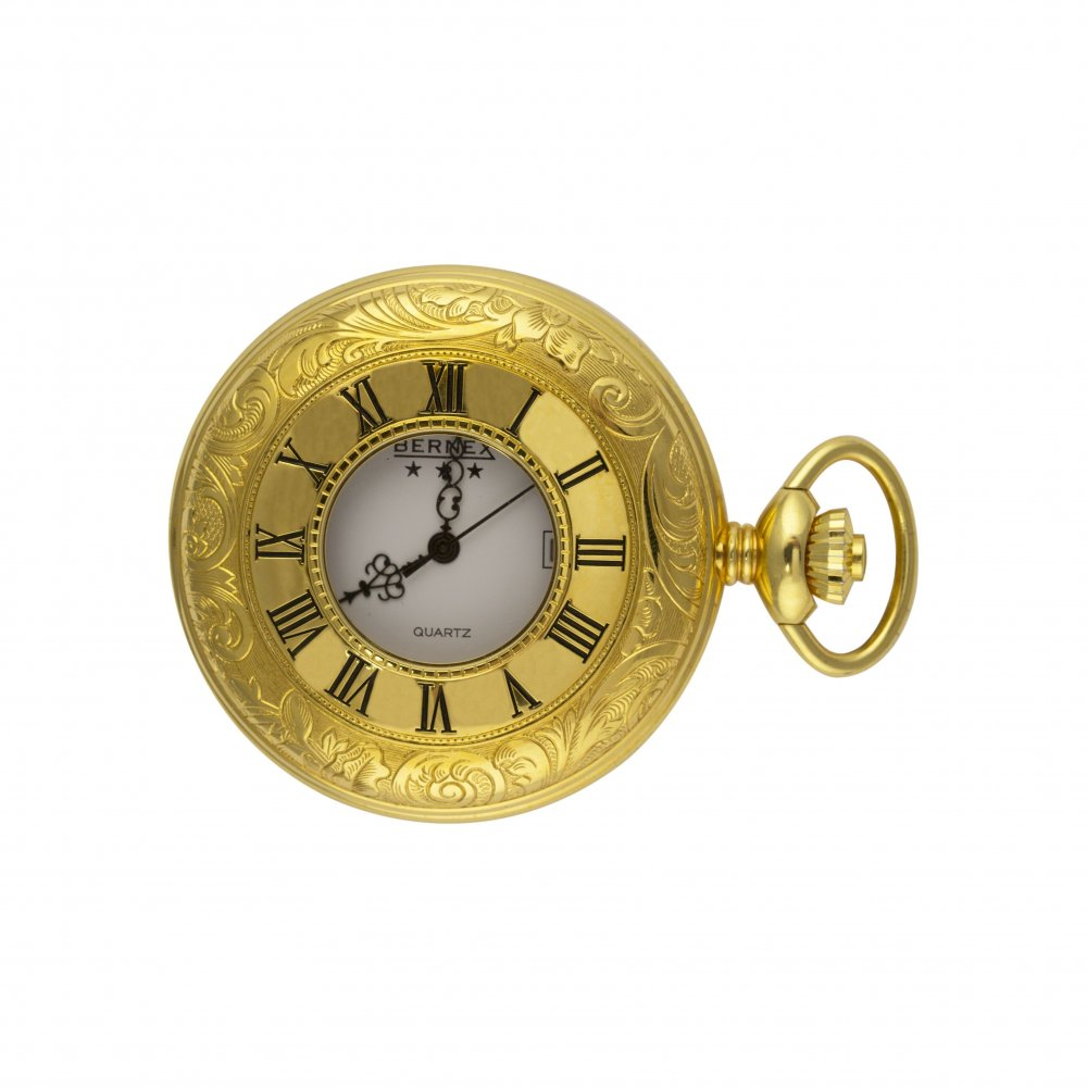 ff934e4e937 Bernex Half Hunter pocket watch - Watches from Finnies the Jewellers UK