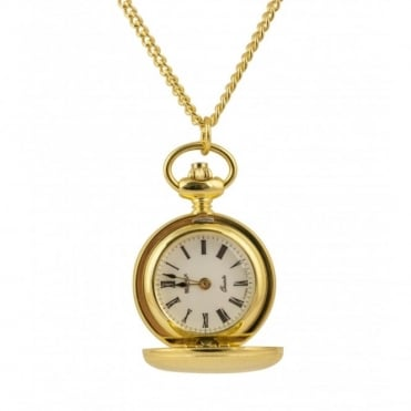 Pendant Watch with Chain
