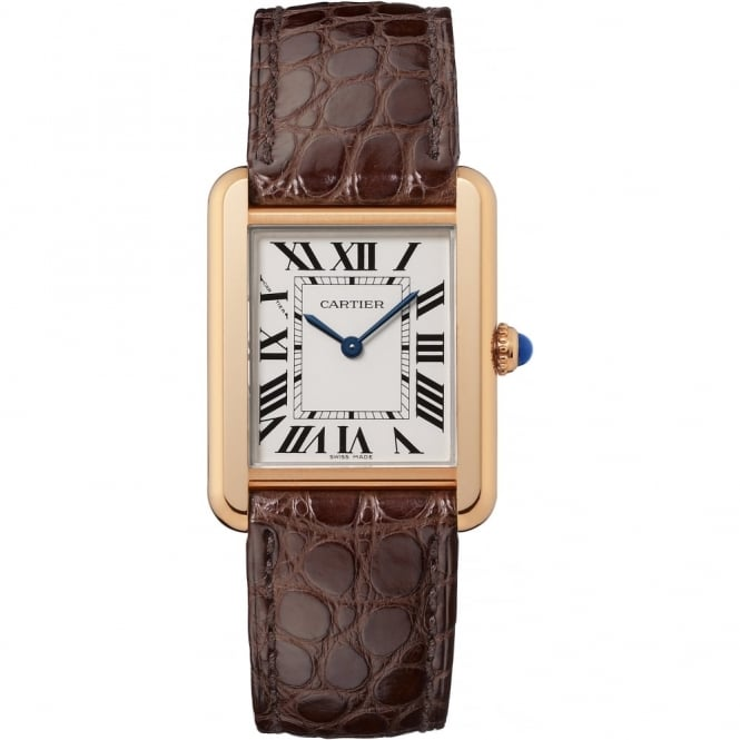 cartier tank watches from finnies the jewellers uk