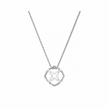 18ct White Gold Imperiale Pendant