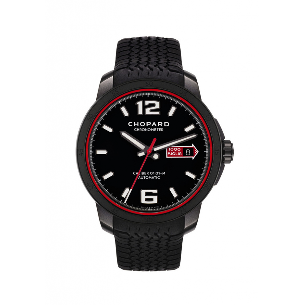 Chopard Watches Mille Miglia GTS Speed Black From