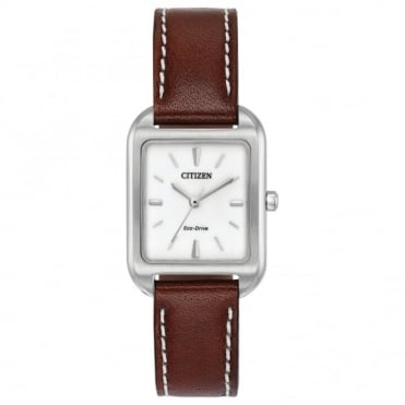 Silhouette strap watch