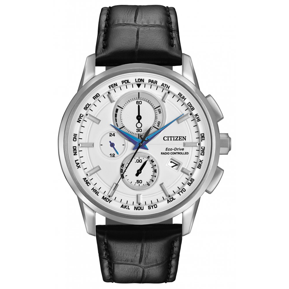 Citizen World Chronograph A T From Finnies The Jewellers UK