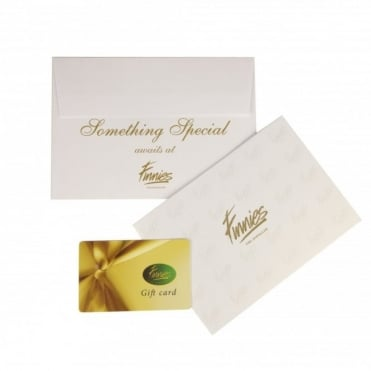 Finnies the Jewellers Gift Card - £750