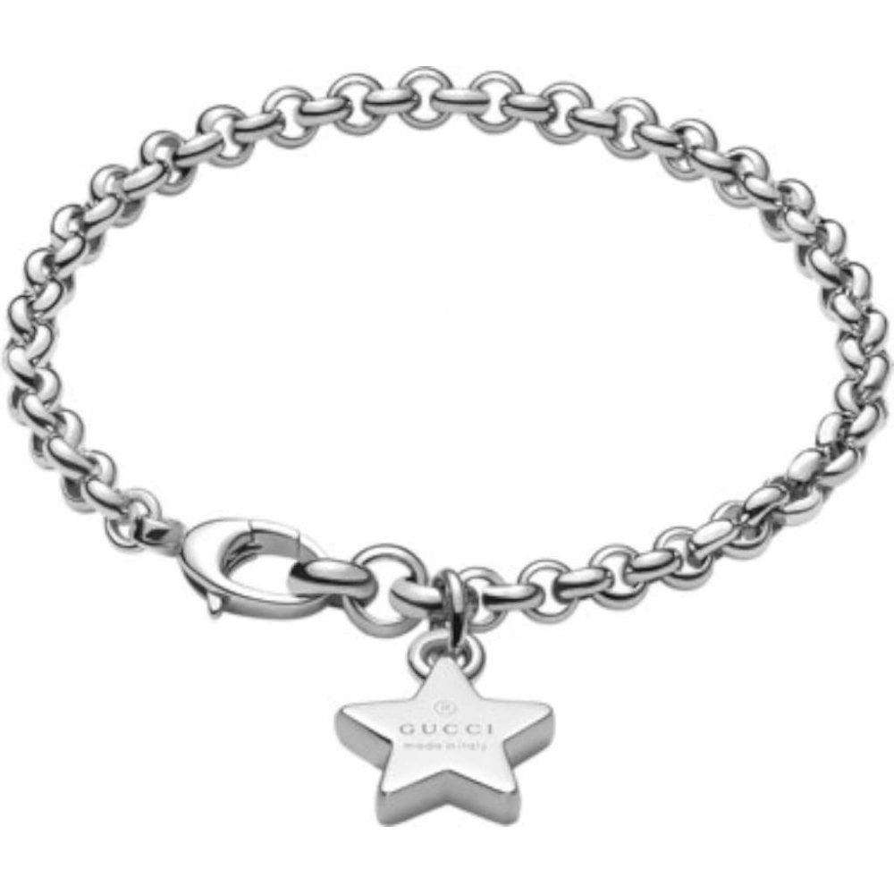 f1ac1d7800b Gucci Jewellery Trademark Collection Star Pendant Bracelet