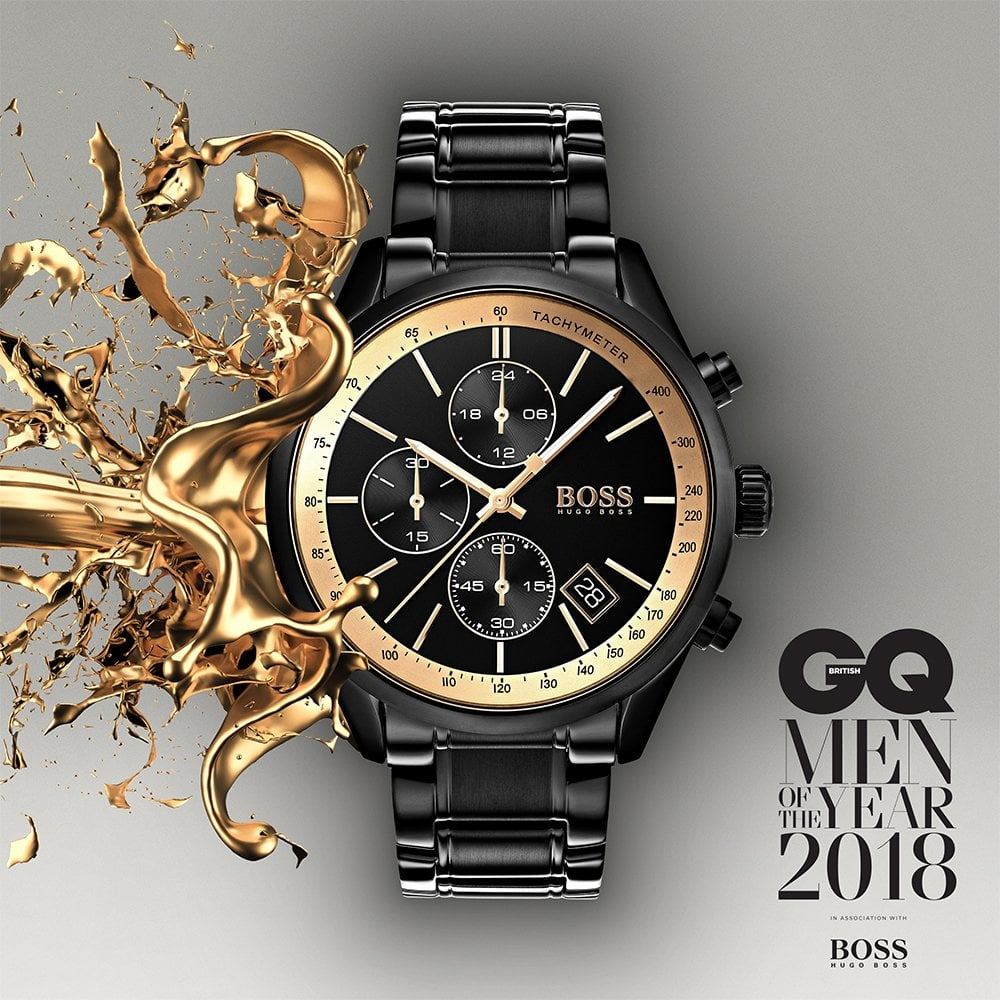 488571caba Grand Prix Chronograph watch   039 GQ Men of the Year ...