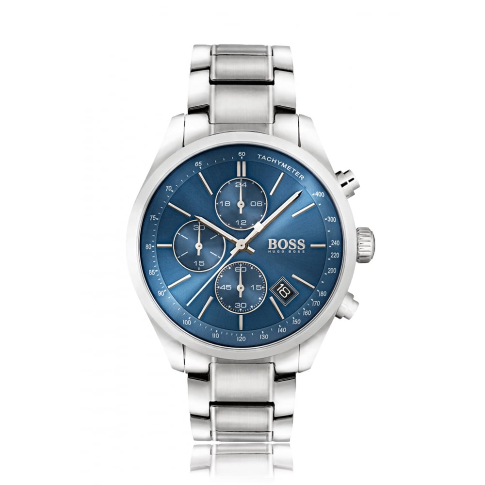 Hugo Boss Grand Prix Chronograph Watch From