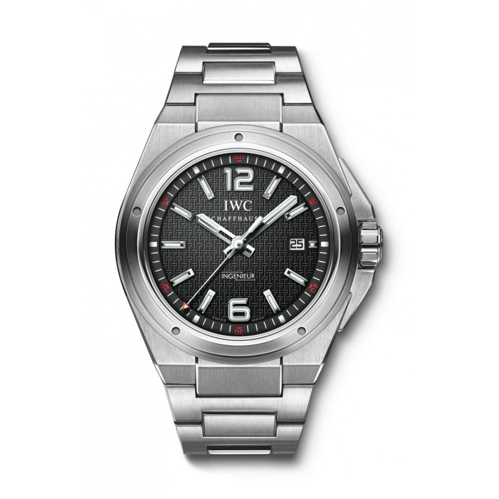 iwc schaffhausen iwc ingenieur automatic mission earth. Black Bedroom Furniture Sets. Home Design Ideas