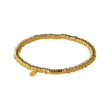 Gold Plated Silver Sweetie XS Mini Bracelet