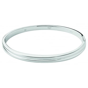 Links Of London Silver Essentials Hope Hinged Bangle
