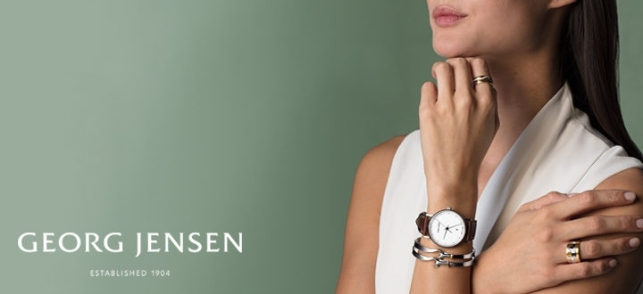 Georg Jensen Watches