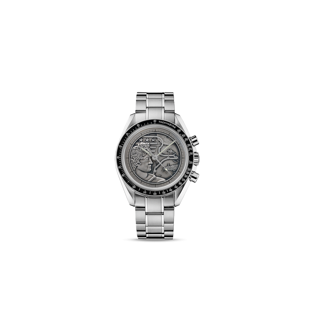 Home Watches Mens Omega Speedmaster Moon