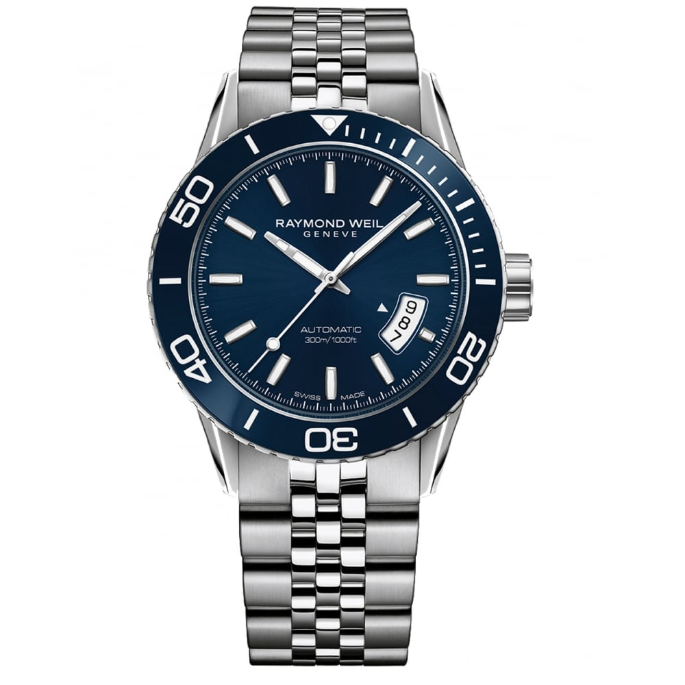 Raymond Weil Freelancer Diver From Finnies