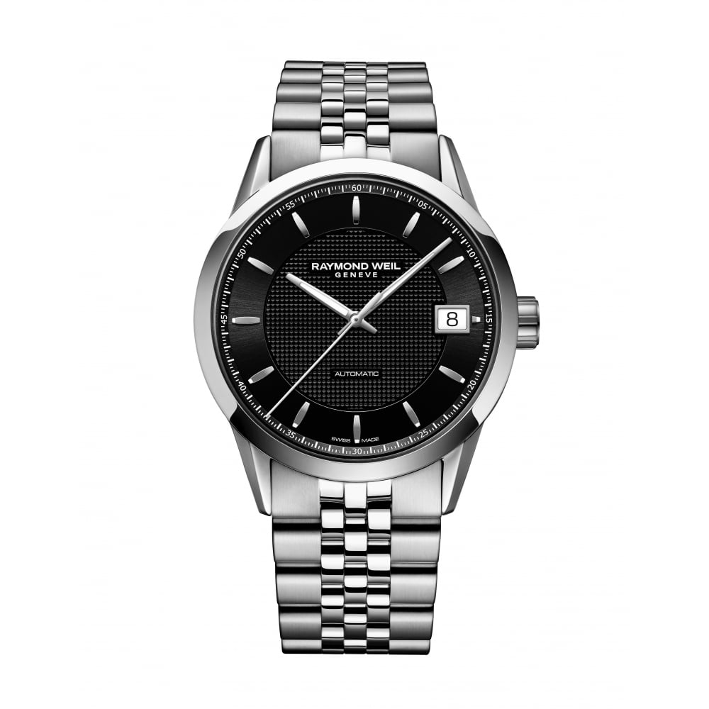 raymond weil freelancer watches from finnies the jewellers uk