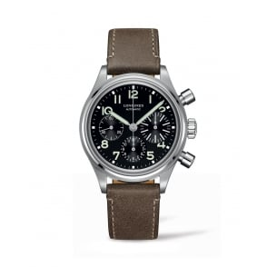 The Longines Avigation BigEye Chronograph
