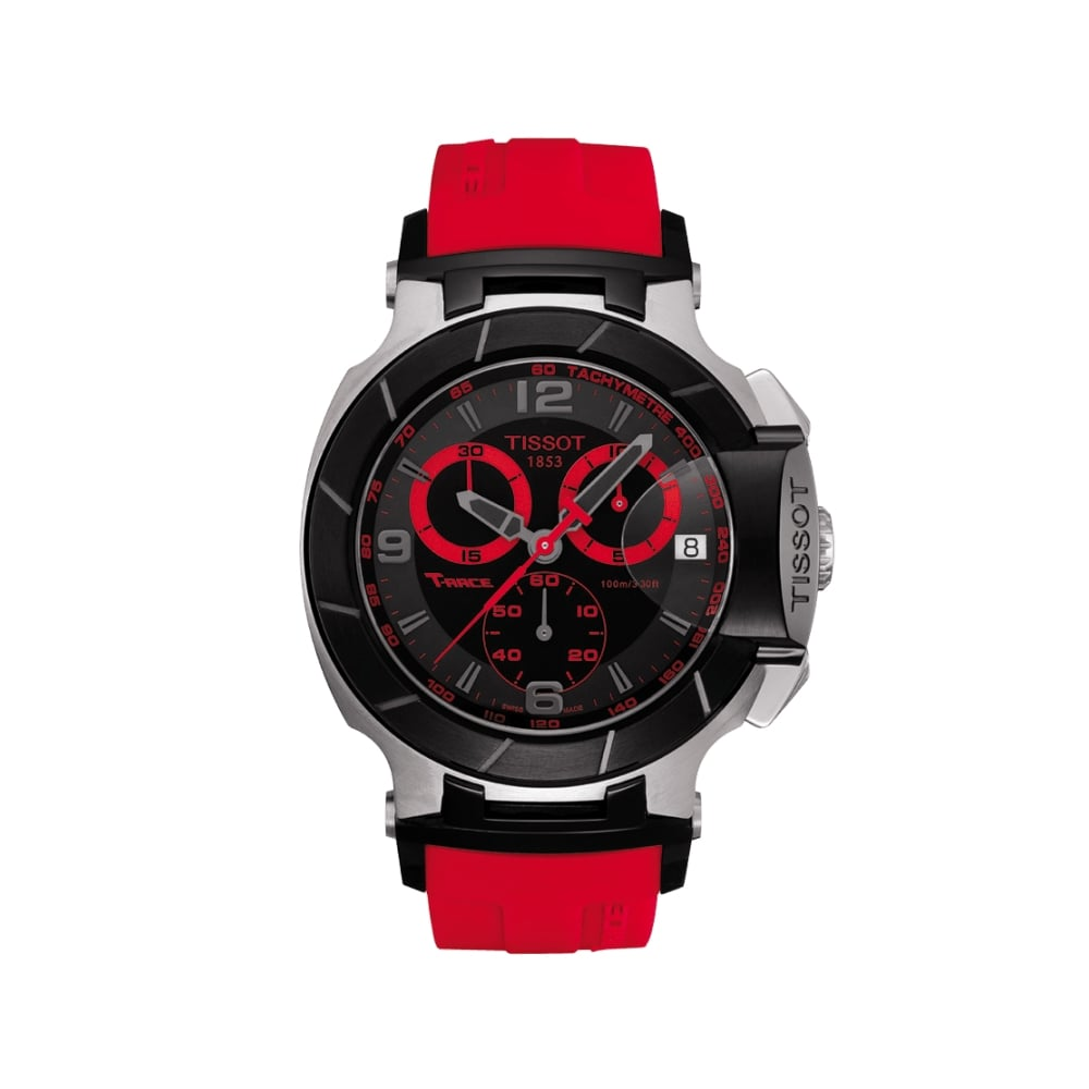 tissot t race chronograph watches from finnies the. Black Bedroom Furniture Sets. Home Design Ideas